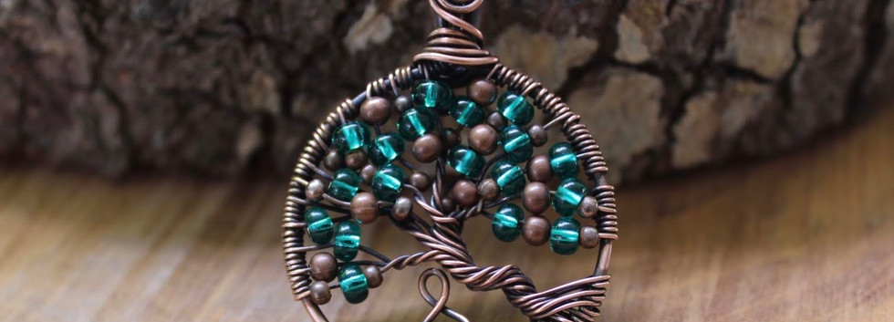 Buddha Tree Pendant