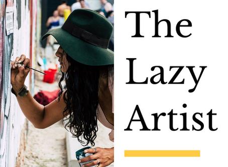 The Lazy Artist