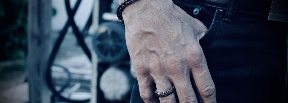 Men's Renegade Ring and Bracelet