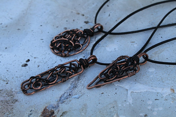 Men's Renegade Pendants