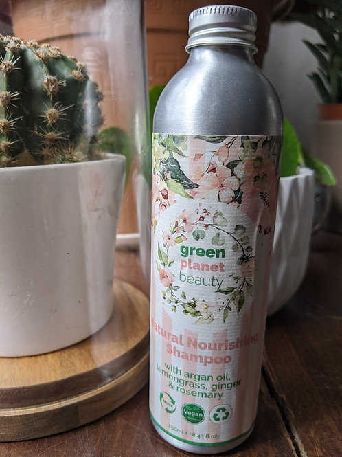 Green plant natural shampoo 250ml