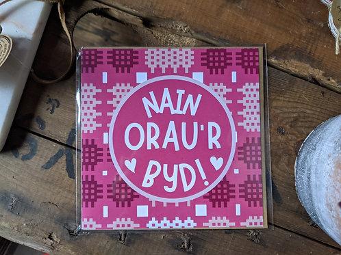 Nain Orau'r Byd