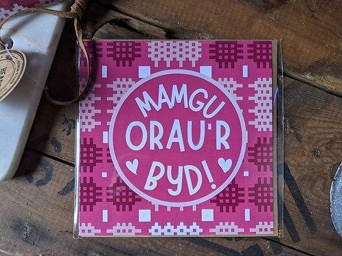 Mamgu Orau'r Byd