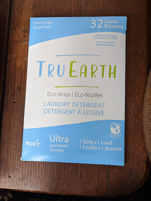 Eco Strips laundry detergent Ultra concentrated