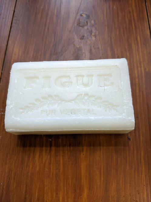 Traditional Marseilles Soap Figue