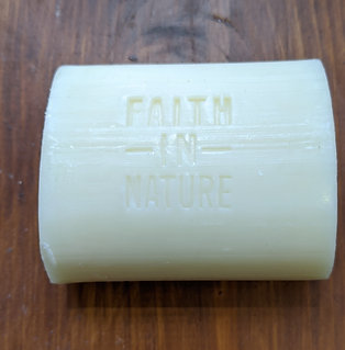 Faith in Nature Vegan Soap Aloe Vera