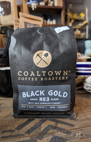 Coaltown Black Gold Wholebean Coffee