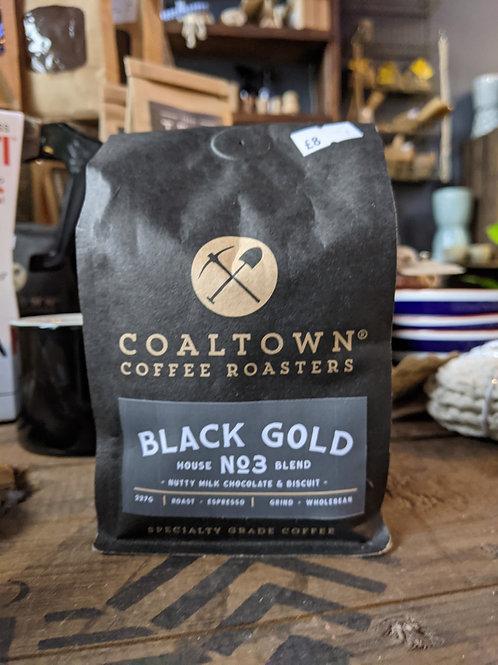 Coaltown Black Gold Wholebean Coffee