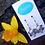Thumbnail: Sterling Silver daffodil earrings