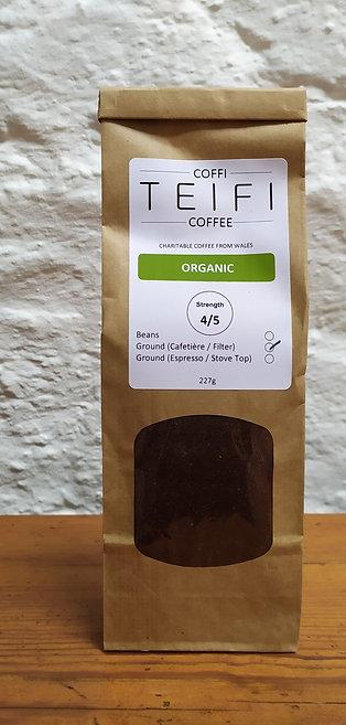 Teifi Dim Caff Coffee (Decaf)