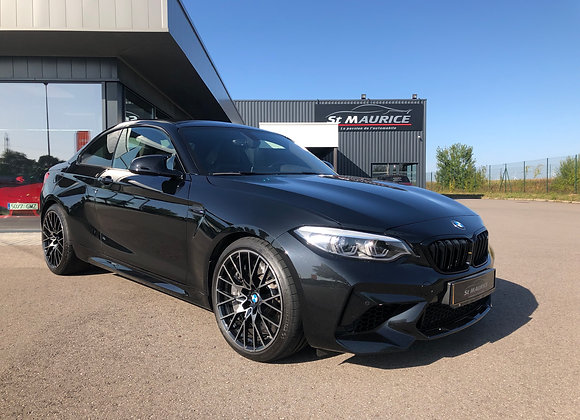BMW M2 COMPETITION 410CV