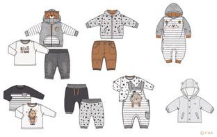 Newborn Boys Range