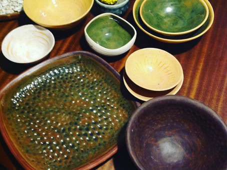 local clay : pottery for beginners