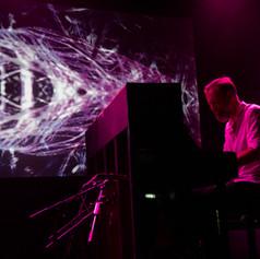 Henrik Lindstrand x SLØR at Copenhagen Jazz Festival, Hotel Cecil 2021