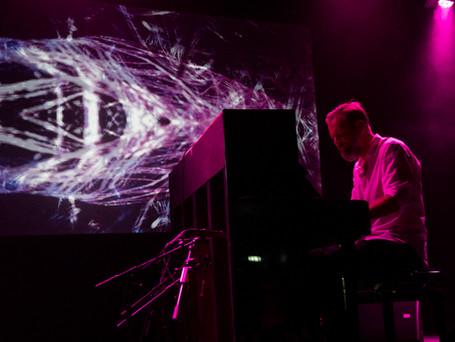 Henrik Lindstrand x SLØR at Hotel Cecil as part of Copenhagen Jazz Festival 2021
