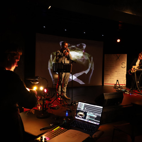 Live Performance: RoemeRRoepstorff x SLØR