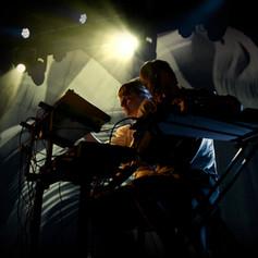 Death Machine x SLØR at Posten 2021