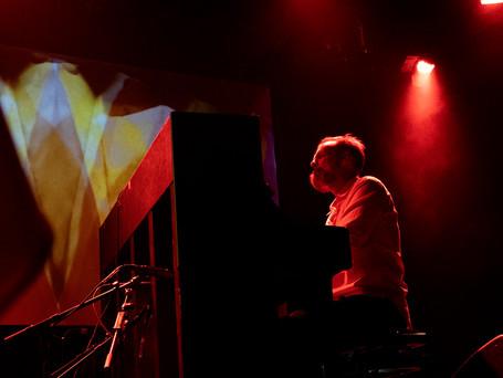 Henrik Lindstrand x SLØR at Hotel Cecil as part of Copenhagen Jazz Festival