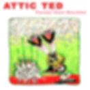 attic ted - parade dust mischief - burni