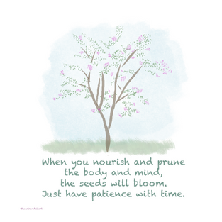 """""""Patience with Time"""""""
