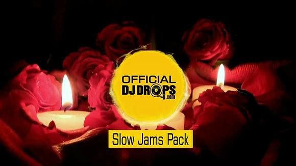Slow Jams Pack