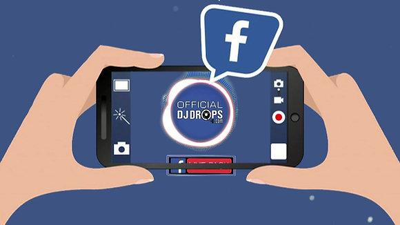 Facebook Live Pack