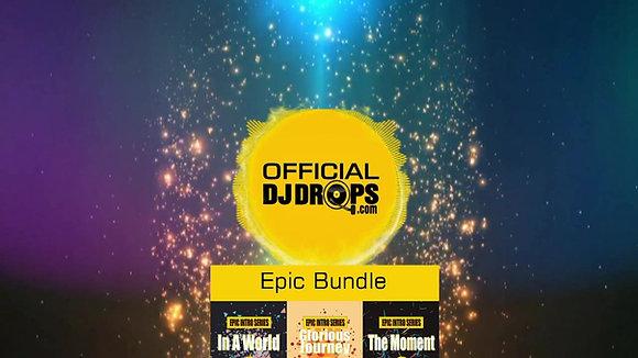 Epic Bundle (All 3 Epic Intros)