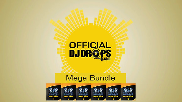 Mega Bundle (Mega Packs 1-6)