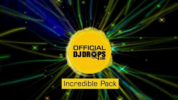 Incredible Pack