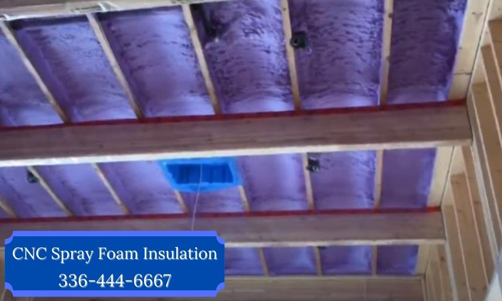 Spray Foam Insulation Contractors Near M