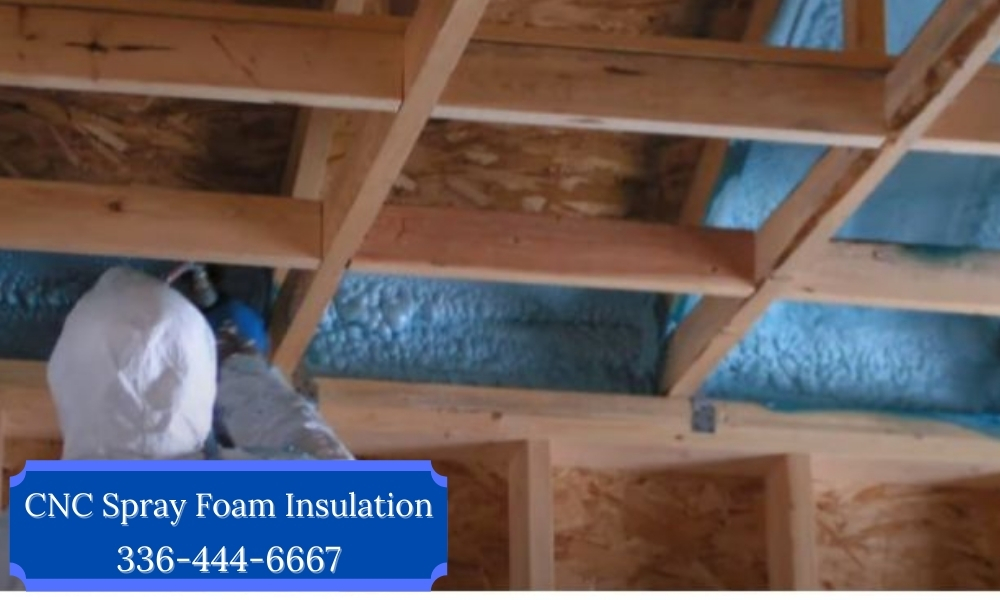 Spray Foam Insulation Benefits