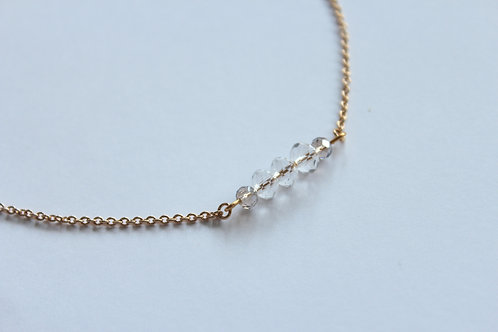Collier Olive