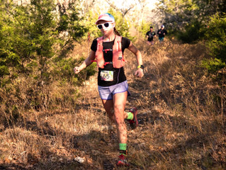 A Surprise Finish and Win at the Mosaic Trail Marathon