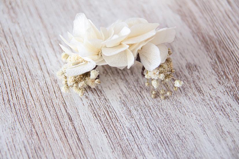 Tapa goma coletero flor