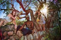 Sarah Mitchell, Botha Wongani, Brittany Lataweic