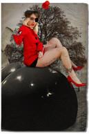 Model: Heather Mick
