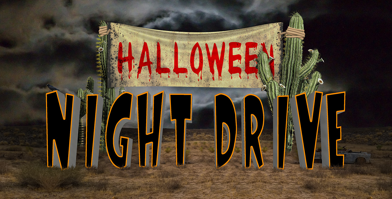 Halloween NIGHTDRIVE