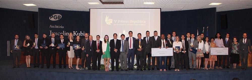 V Prêmio República
