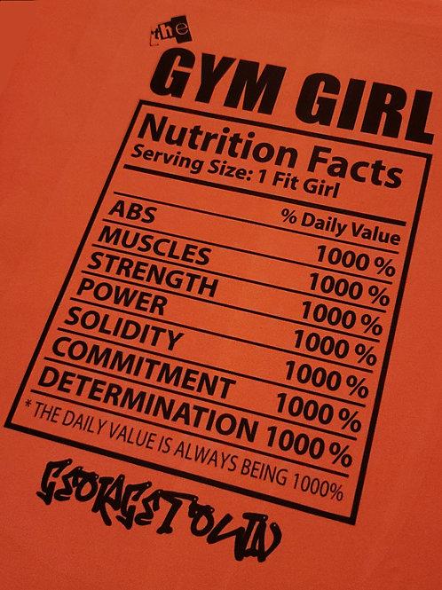 Gym Girl Nutrition