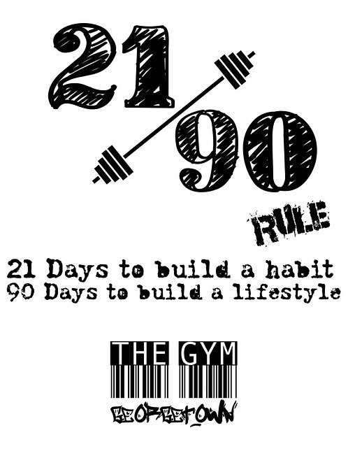 21/90 Rule