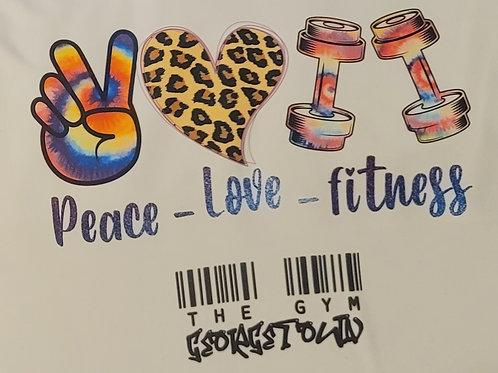 Peace Love Fitness