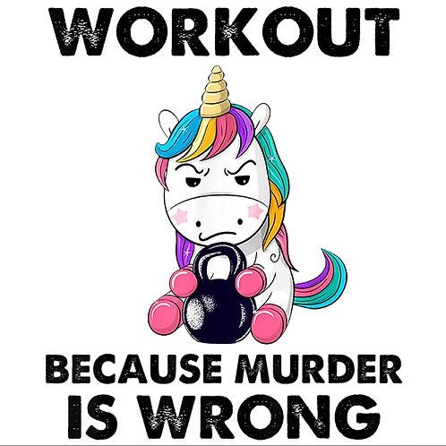 Workout Unicorn