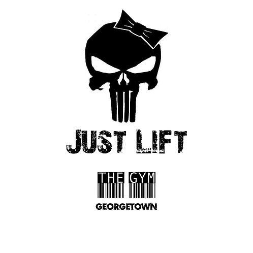 Girl Punisher Just Lift