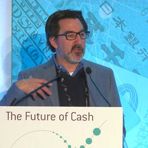 Presenting eCurrency CBDC Solution at Future of Cash conference