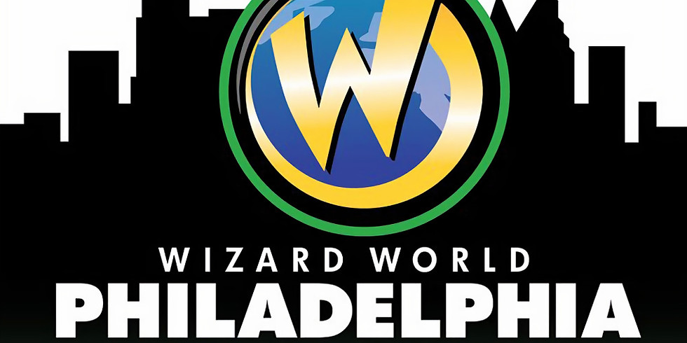 Wizard World Comic Con: Philly 2018