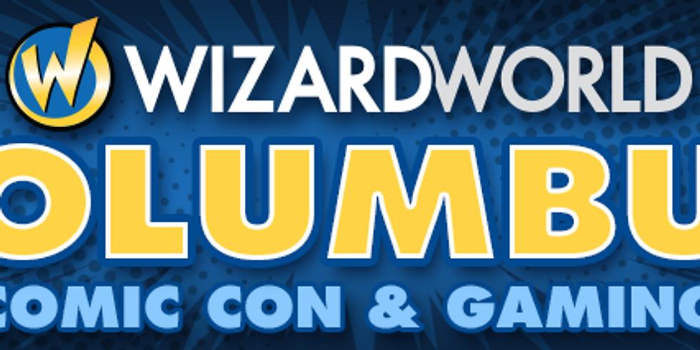 Wizard World Comic Con Columbus, OH