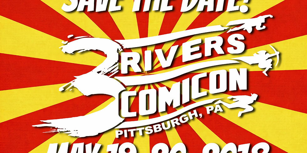 3 Rivers Comic Con