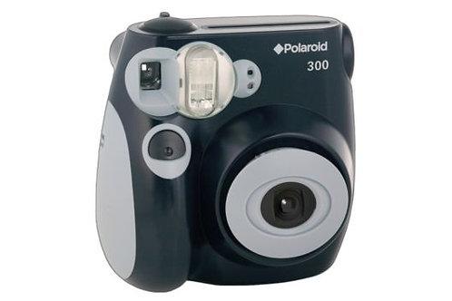 Appareil Polaroid PIC 300 - Noir