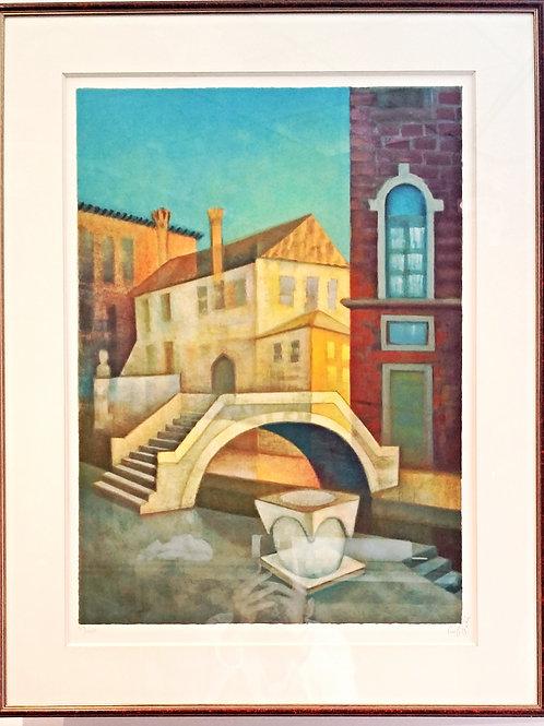 Le pont - Toffoli