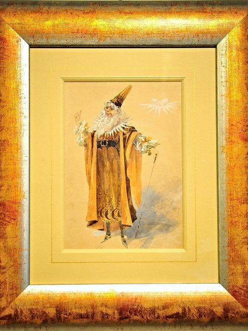 Merlin l'enchanteur - Noury
